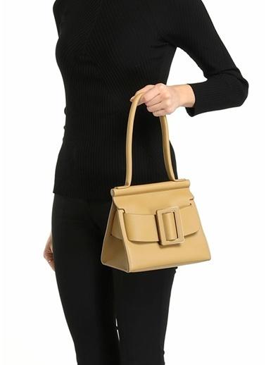 Boyy Bag Çanta Hardal